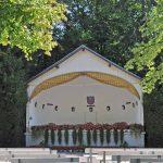 Konzertmuschel im Alten Kurpark