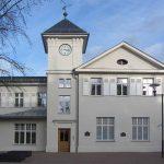 Der alte Bahnhof in Bad Soden
