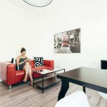Wohnbereich Appartement 5